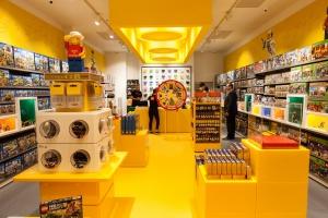 Tak wygląda pierwszy Lego Store w Polsce