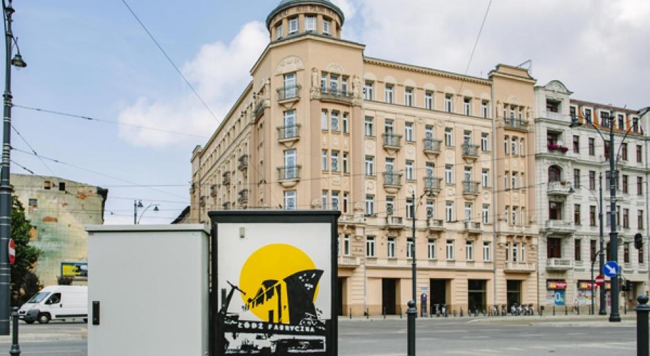 Łódź ma oryginalny pomysł jak odmienić stare skrzynki energetyczne
