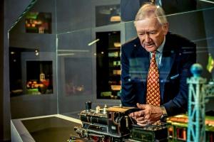Zobacz monumentalny świat zabawek. To muzeum stworzył Hans Peter Porsche