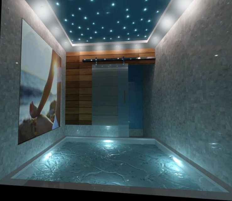 Supernowoczesne SPA w Domu Seniora, a w nim basen flotacyjny i sztuczne słońce
