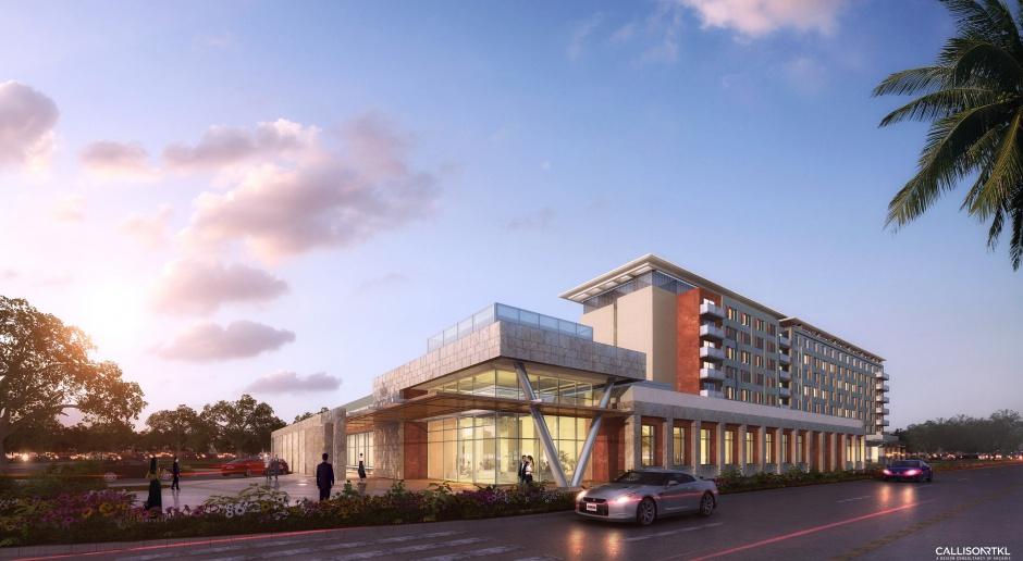 Hotel dla szpitalnych pacjentów