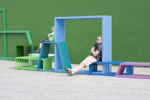 Polska projektantka zaprojektowała meble dla Kopenhagi