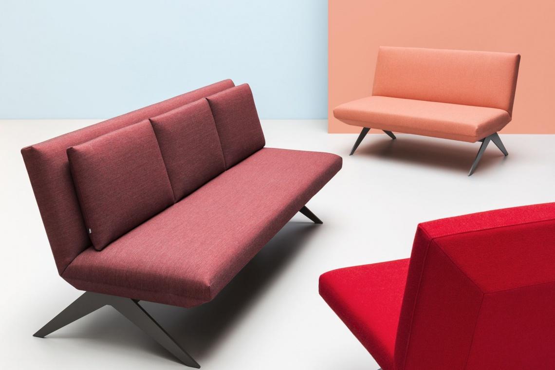Ta kolekcja sof projektu Renaty Kalarus odniosła sukces