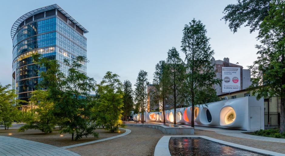 Młodzi projektanci umeblują plac Europejski i ulicę Towarową