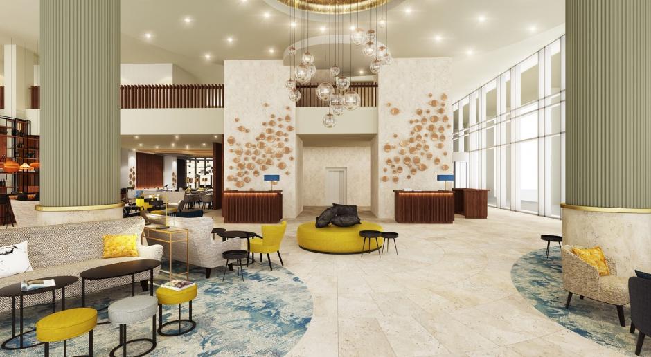 Hotel w holenderskim stylu