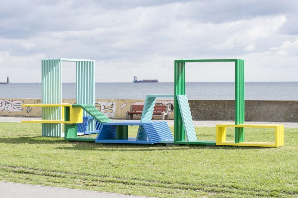 Gdynia ma nietuzinkowe meble miejskie