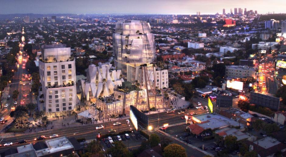 Czasy się zmieniają, ale Frank Gehry pozostaje bez zmian