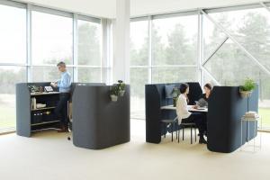 Te meble wprowadzą harmonię do biura