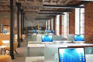 OFF Piotrkowska fabrycznie odnowiona – zaglądamy za kulisy projektu Sepia Office