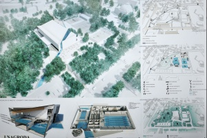 To oni zaprojektują nowy basen w Toruniu