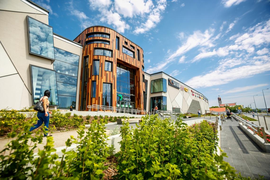 Zielone Arkady nominowane w konkursie Prime Property Prize 2016
