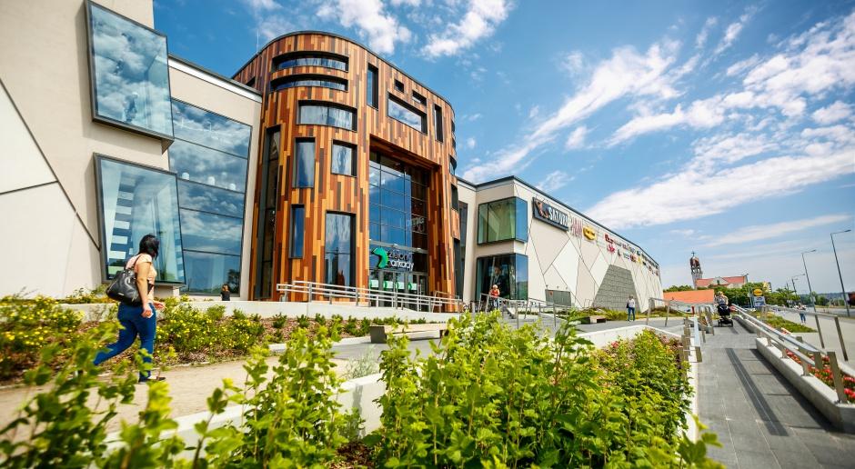 Zielone Arkady docenione za architekturę