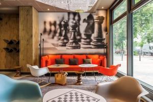 W hotelu ibis Gdańsk Stare Miasto można puścić wodze fantazji
