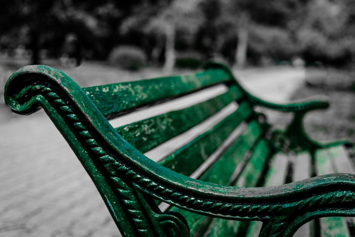 Warszawiacy usiądą na nowych ławkach