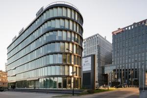 Projekt Kuryłowicz & Associates w finale Prime Property Prize 2016