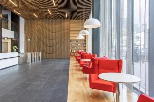 Elegancki i ponadczasowy. Atrium 2 walczy o Prime Property Prize 2016