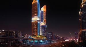 Las deszczowy i podwodne światy. Takie hotele mogą powstać tylko w Dubaju