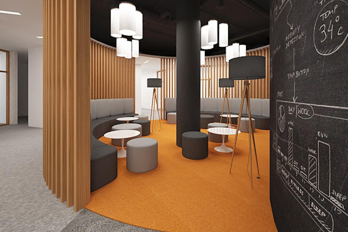 Nowe biuro na jubileusz od KS Architekci