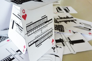 Poker z architekturą Szczecina?