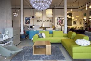 Euforma otwiera showroom w Warszawie. Będzie pełen polskiego designu