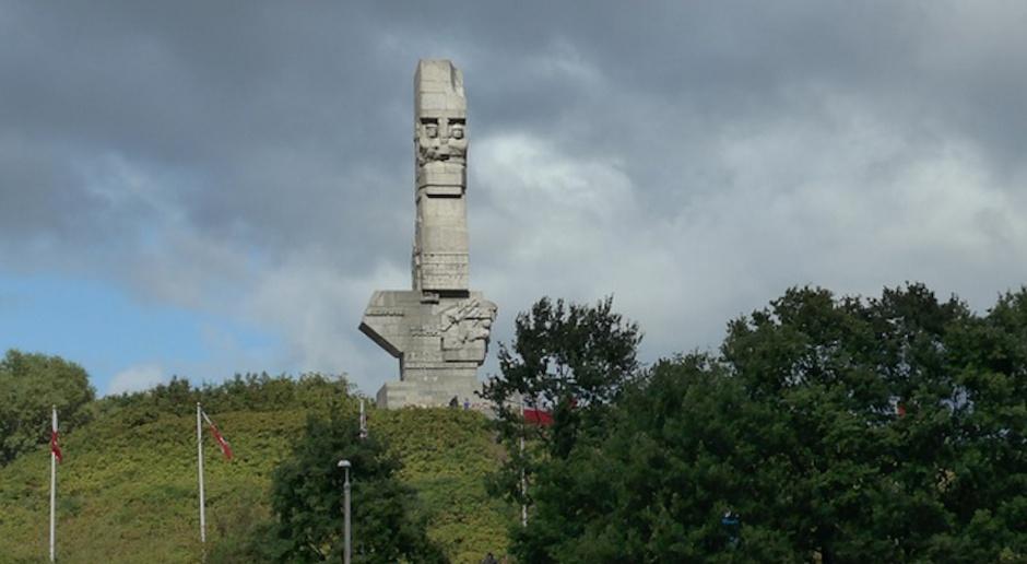 Kładka na Westerplatte już gotowa