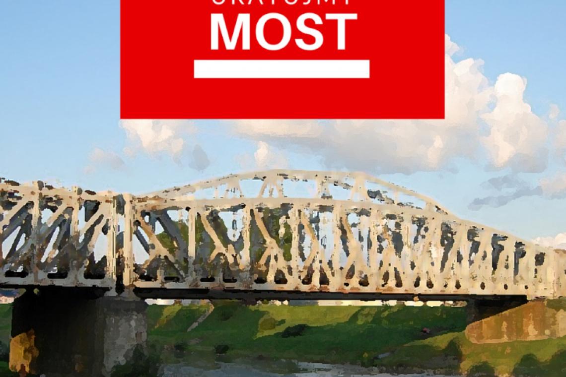 Tak społecznicy chcą uratować most zaprojektowany w biurze Gustave'a Eiffel'a