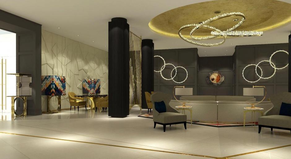 Unikatowe wnętrza w luksusowej kolekcji Starwooda