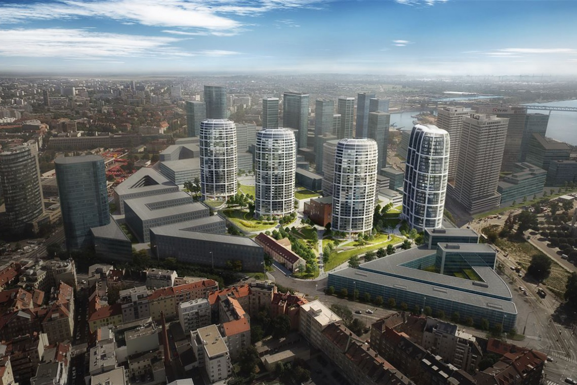 Legenda powraca. Unikatowy projekt Zahy Hadid w Europie Centralnej
