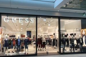 Tak wygląda najnowszy salon amerykańskiej marki Guess