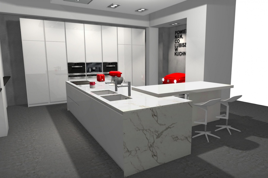 Kuchenne rewolucje w salonie. ZAJC otwiera nowy showroom