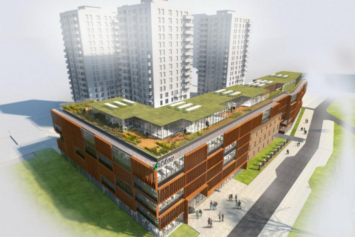 Kontrowersyjny projekt Bastionu Wałowa przeszedł lifting