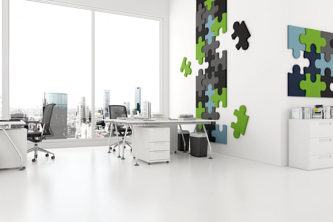 Biura bez hałasu