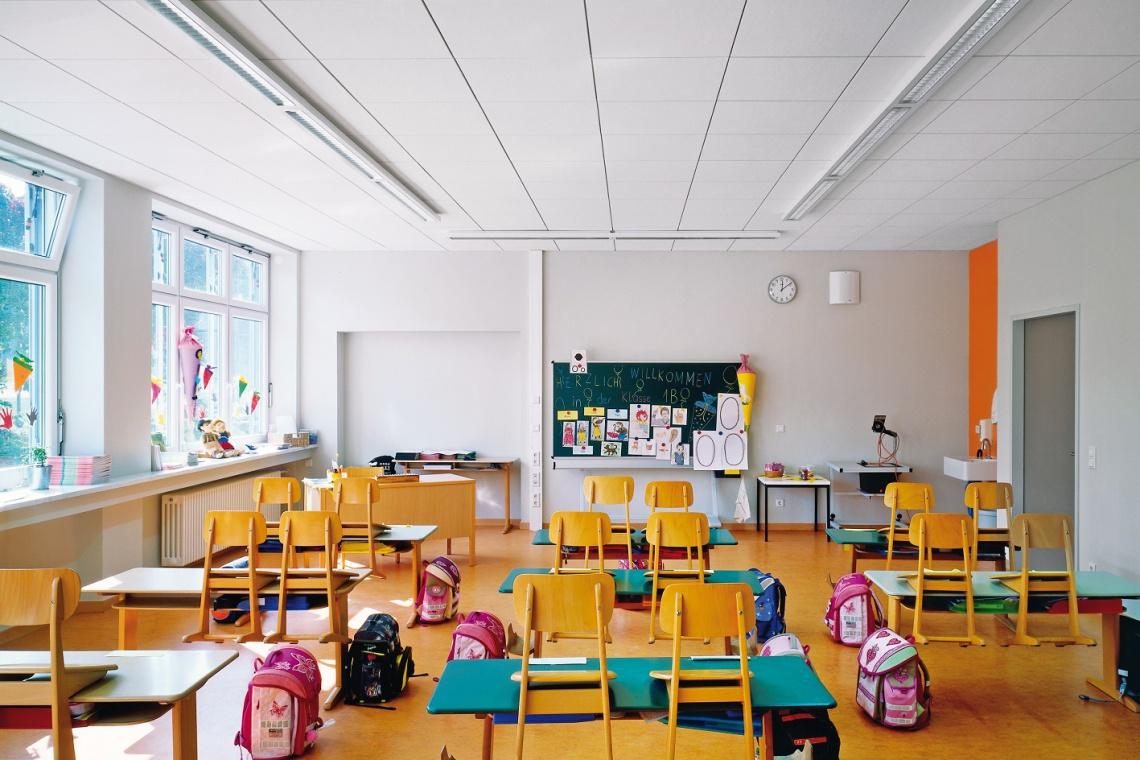 Szkoły odremontowane i kolorowe. Ale czy przyjazne?