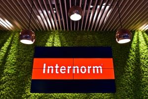Designerski showroom Internorm już otwarty