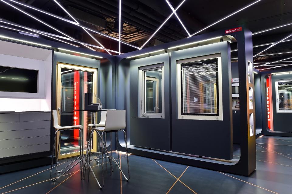Designerski showroom Internorm już otwarty