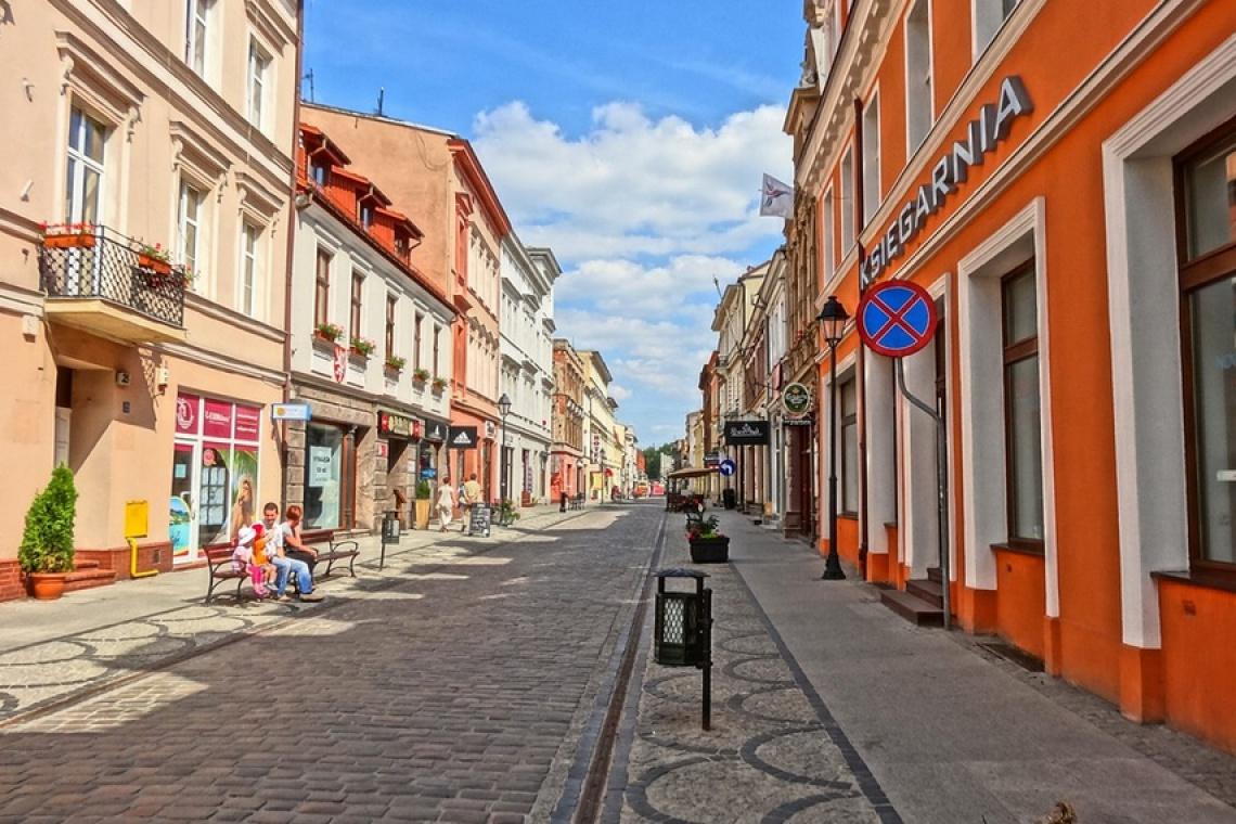 Bydgoszcz stawia na zabytki. Stocznia w rękach konserwatora