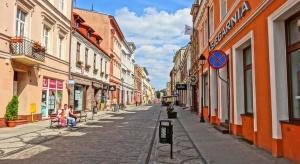 Legendarny mural powstaje w Bydgoszczy