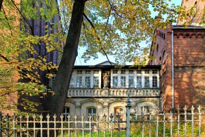 Zrewitalizowano pierwszy budynek dawnego kompleksu szpitalnego w Rybniku