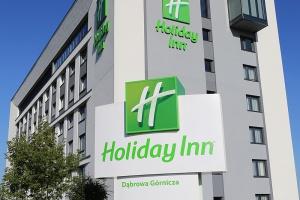 Zaglądamy do wnętrza Holiday Inn w Dąbrowie Górniczej