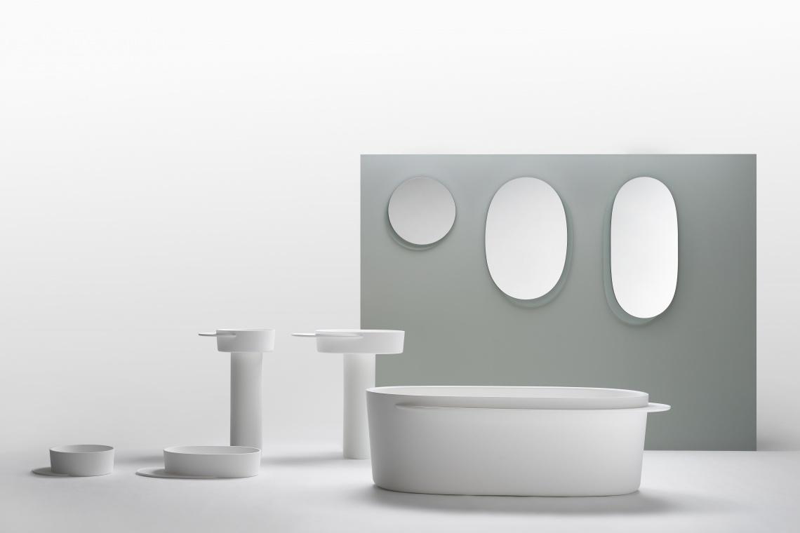 Sebastian Herkner po raz pierwszy projektuje dla łazienek