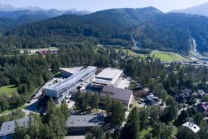 Nowa hala sportowa w Zakopanem. To najwyżej położony kryty obiekt sportowy w Polsce