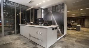 W biurach z betonu