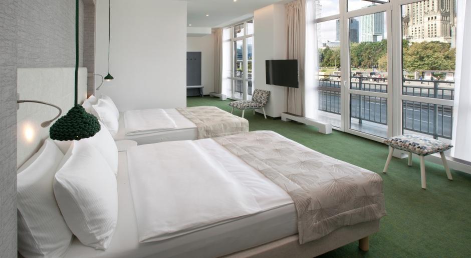 Zobacz wnętrze hotelu Metropol w nowej odsłonie