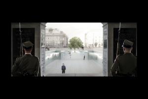 Plac Piłsudskiego w Warszawie w nowej roli? Zobacz niezwykły pomysł dwójki artystów
