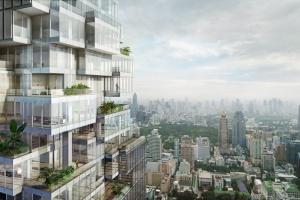 Najwyższy budynek w Bangkoku - wizje a rzeczywistość