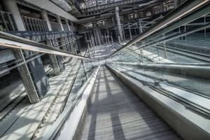 Dworzec Łódź Fabryczna prawie gotowy - zobacz najnowsze zdjęcia