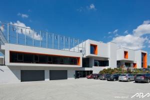 Oto najnowszy projekt APA Zalewski Bubak - niebanalny biurowiec dla firmy Consultronix