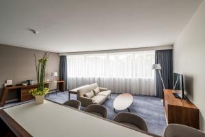 Tak wygląda apartament prezydencki w DoubleTree by Hilton Wrocław