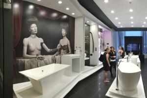 Showroom jak galeria sztuki