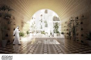 Apartamenty, centrum sportu i pasaż handlowy. Krakowscy architekci projektują w Arabii Saudyjskiej